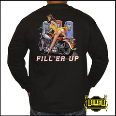 Filler Up Long Sleeve T-Shirt