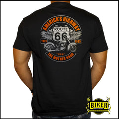 America's Highway Short Sleeve T-Shirt