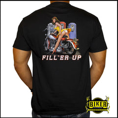 Filler Up Short Sleeve T-Shirt