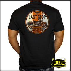 Last Stop Short Sleeve T-Shirt