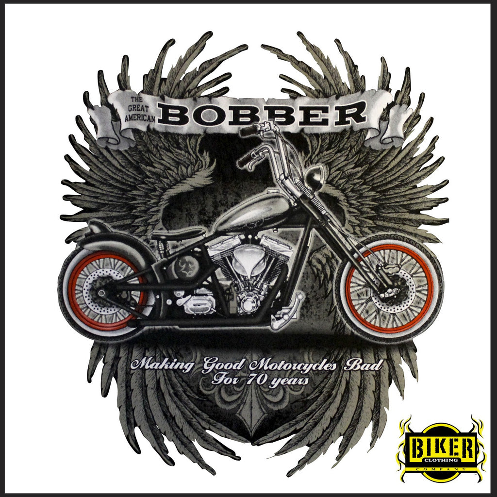 Bobber Sleeveless Denim Shirt