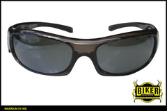 Maximum Dark Tint Lens Eye Q USA Sunglasses
