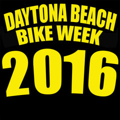 Daytona Beach Bike Week 2016