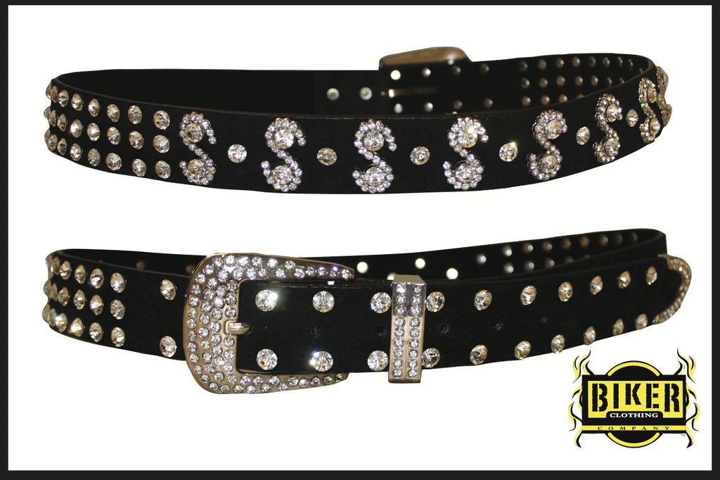 Fashion Money Stone Belt
