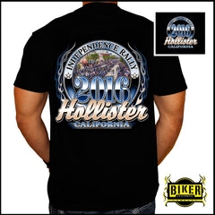 OFFICIAL HOLLISTER MAIN STREET T-SHIRT 2016