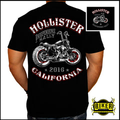 2016 HOLLISTER OFFICIAL INDEPENDENCE RALLY BIKE