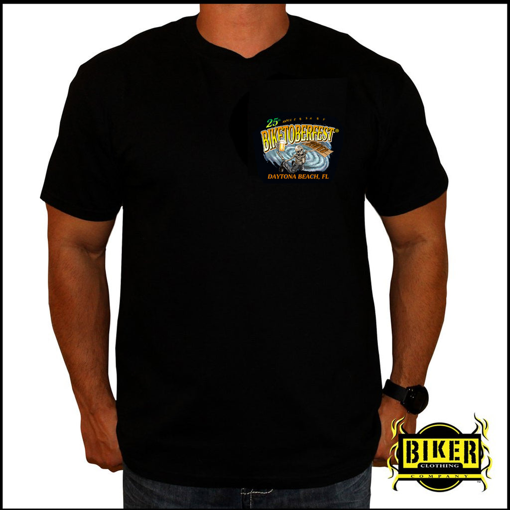 2017 Biketoberfest Hurricane Party T-shirt