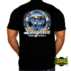 Official 2017 Laughlin River Run, River T-shirt