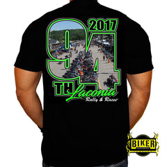 2017 Laconia Rally T-shirt