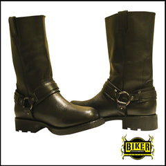 Men's Leather Boot