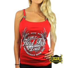2016 Laconia Motorcycle Rally Weirs Beach Tank Top
