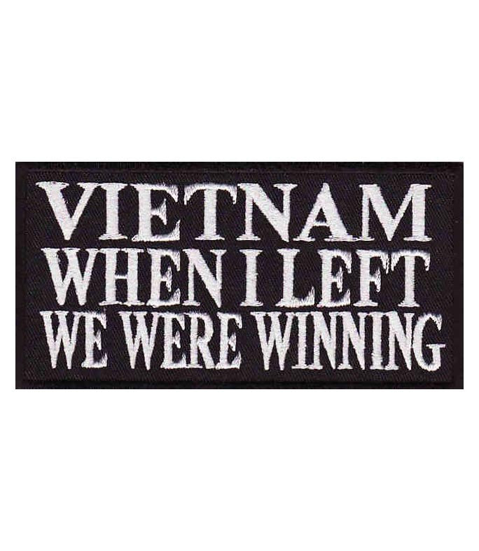 vietnam we were winning