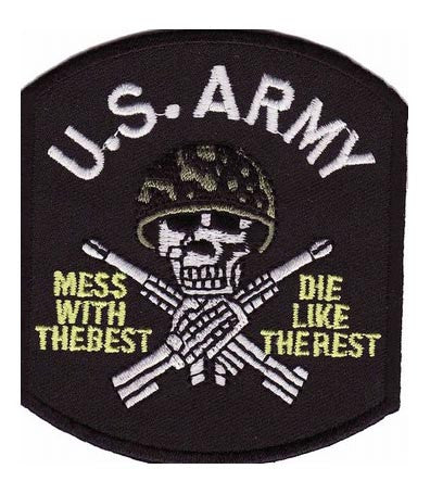 us army mess with the best