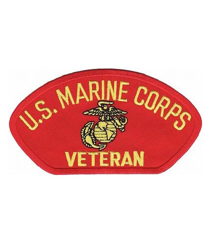 hat patch us marine corps veteran