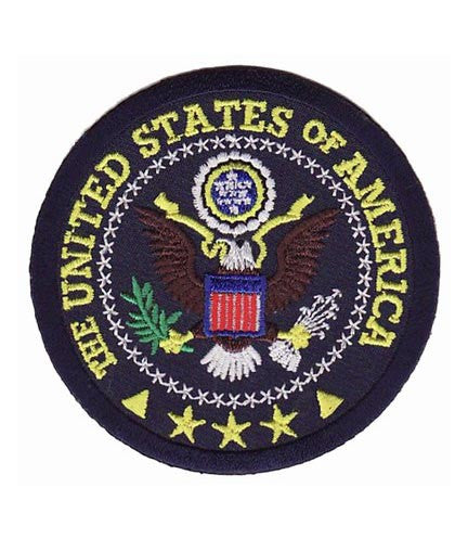 Great Seal of the United States round