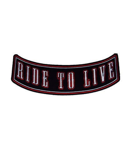 ride to live rocker