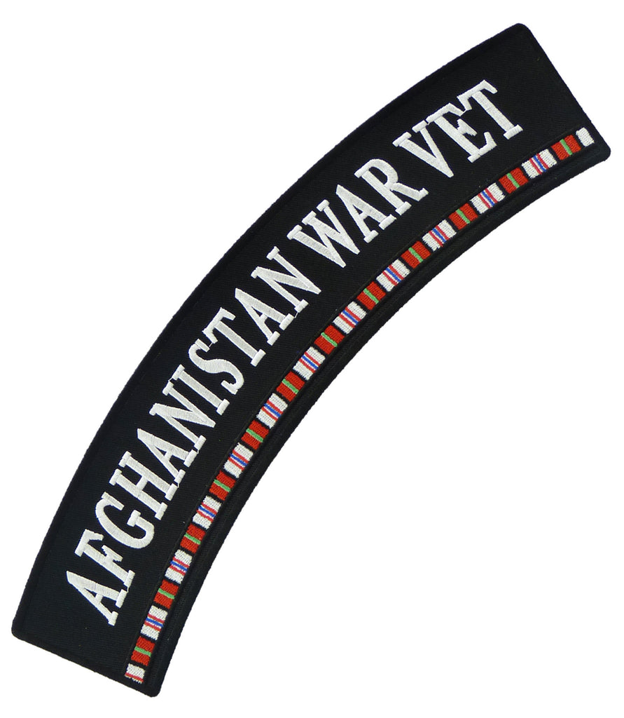 afghan service ribbon rocker small