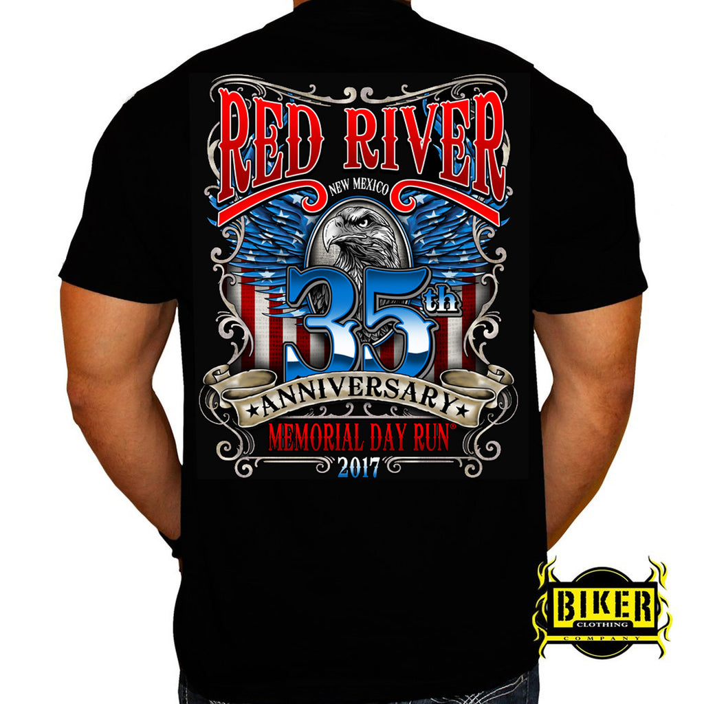 2017 Red River American Theme T-shirt