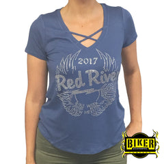 2017 Red River Angel logo Shirt