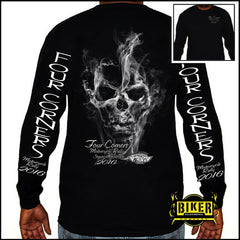 OFFICIAL FOUR CORNERS 2016, SMOKE LONG SLEEVES