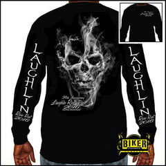 Official 2016 Laughlin River Run Smoke Long Sleeve