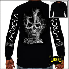 2016 Official Sturgis Smoke, Long Sleeve