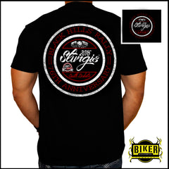 2016 OFFICIAL STURGIS CLASSIC SEAL, T- SHIRT.