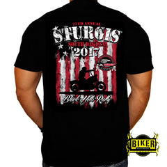 Official 2017 Sturgis Together We Ride T-shirt