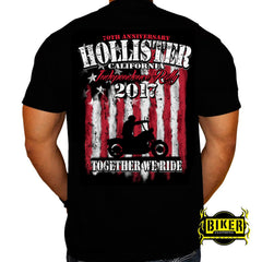 Official 2017 Hollister Together We Ride T-shirt