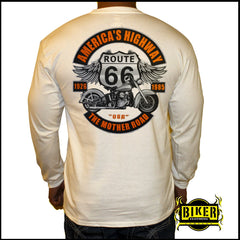 America's Highway Long Sleeve T-Shirt