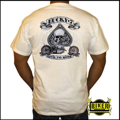 Lucky Live To Ride Short Sleeve T-Shirt