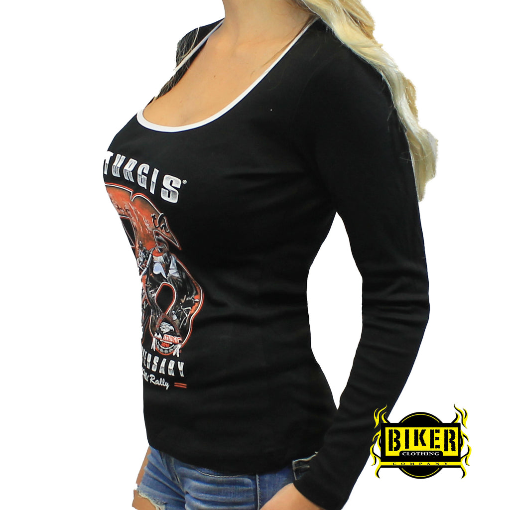 2016 OFFICIAL STURGIS BIG 76TH, LONG SLEEVE