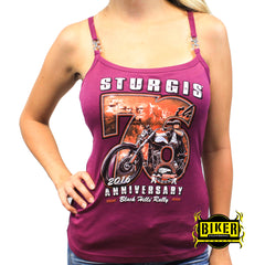2016 Official Sturgis Big 76th Tank Top
