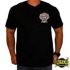 2018 Official Daytona Bike Week Official Design T-Shirt