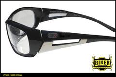 Eye Q USA Thick Side Arm Sunglasses