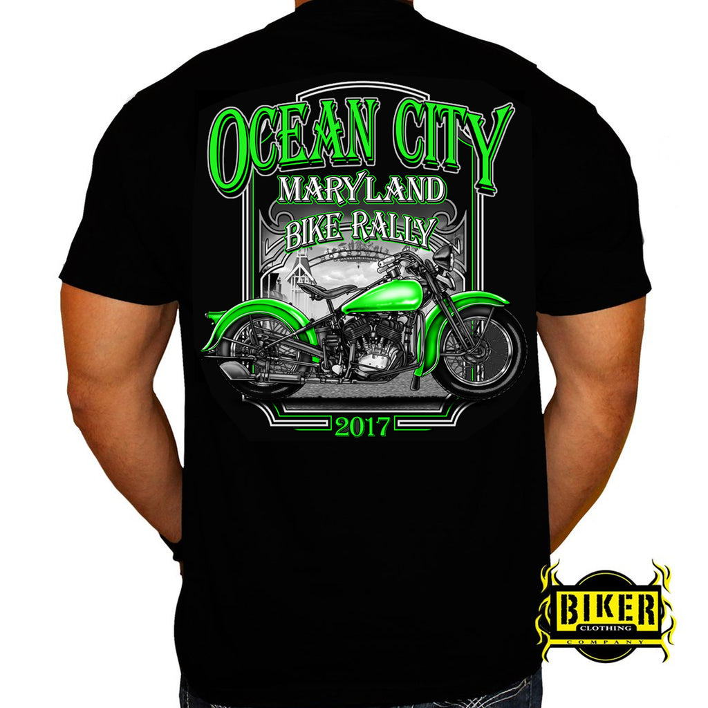 2017 Ocean City Boardwalk T-shirt
