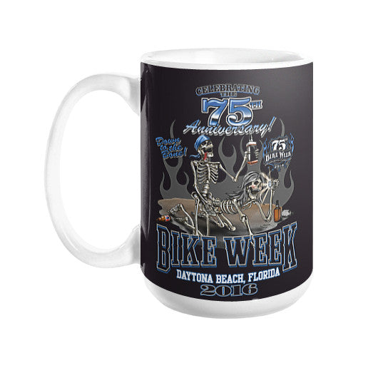 Coffee Mug  Biker Clothing | Women's & Men's Motorcycle Apparel | Biker Clothing Company