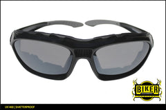 Foam Padded Dark Lens Sunglasses