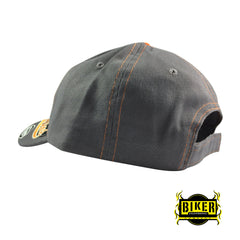 Official 2016 Biketoberfest Flame Hat