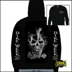 Official 2017 Daytona Bike Week Smoke Sweatshirt
