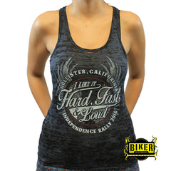 2016 HOLLISTER HARD FAST & LOUD TANK TOP