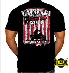 2018 Laconia Together We Ride T-shirt