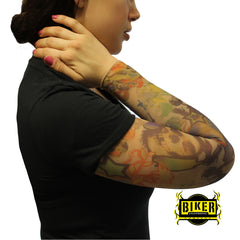 Transparent Tattoo Sleeves