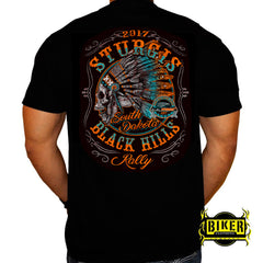 Official 2017 Sturgis Native Pride T-shirt