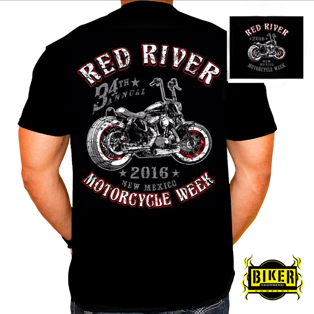 2016 RED RIVER 34TH ANNUAL T-SHIRT