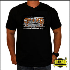 Official 2017 Sturgis Silver Eagle T-shirt
