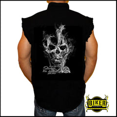 2016 OFFICIAL STURGIS, SMOKE T- SHIRT.
