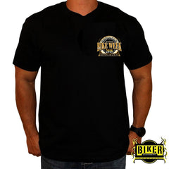 2018 Official Daytona Bike Week Trump T-Shirt