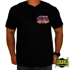 2018 OFFICIAL DAYTONA BIKE WEEK, AMERICAN EAGLE T-SHIRT