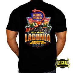 2017 Laconia Weirs Beach T-shirt